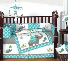 plaid crib bedding sets excellent sweet designs mod elephant 9 piece crib bedding set reviews elephant