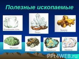 Полезные ископаемые класс презентация к уроку Окружающий мир слайда 4 Полезные ископаемые