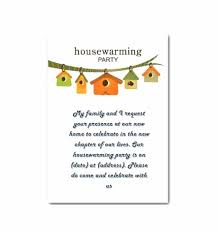 Housewarming Invitations Templates Extraordinary Printable Housewarming Invitation Template Card Free Baycabling