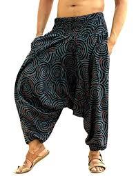 Sarjana Handicrafts Men <b>Women</b> Cotton Harem <b>Pants</b> Pockets <b>Yoga</b> ...