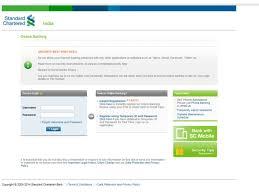 Standard Chartered Online Banking Guideline In Details