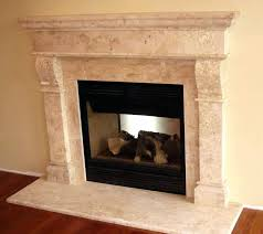 fireplace mantel extension for tv marble