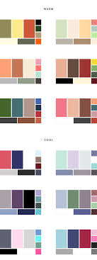 Part II // 36 Sample Colour Palettes