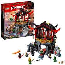 Lego Ninjago Temple of Resurrection 70643   Lego ninjago, Lego, Ninjago lego  sets