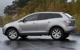 2007 Mazda CX-7 - Information and photos - ZombieDrive