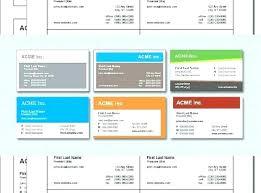 Avery Business Card Template For Word Trendingbalita Info