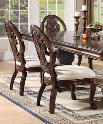 Pedestal Dining Table Set Coaster Fine Furniture 101037 101032 101033 Tabitha Double