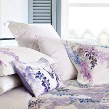 wisteria falls bedding