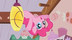 cupcakes mlp pinkie pie. Modren Mlp Pinkie Pie Behind A Ceiling Lamp In Cupcakes Song S1E12png Throughout Mlp
