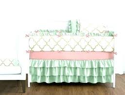 mint green baby bedding mint green crib bedding gold c and white baby ls set pink grey and mint green nursery bedding uk