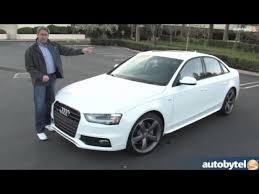 audi a4 2014 white. 2014 audi a4 test drive video review white t