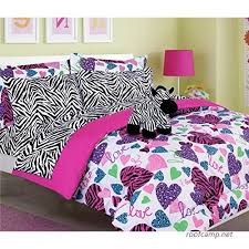 bag twin size comforter set