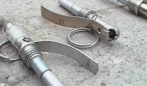 За незаконне придбання та зберігання вибухових пристроїв засуджено жителя Старобільщини