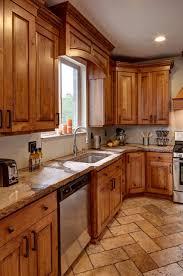 rustic cherry kitchen cabinets. Fine Kitchen Stunning Rustic Cherry Kitchen Cabinets Traditional  Salt Lake City Crown For C