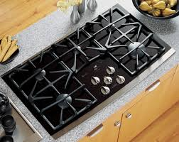 black stainless gas cooktop. Delighful Black JGP970SEKSS GE Profile 36 In Black Stainless Gas Cooktop G