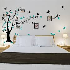 Bedroom Wall Quotes Amazing J48 Family Tree Bird Photo Frame Vinyl Nursery Wall QuotesLounge