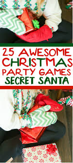 25 funny Christmas party games that are great for adults, for groups, for  teens, and even for kids! school for a class party, or even at an ugly  sweater ...