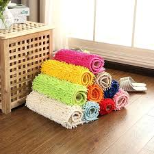 chenille bathroom rug bath mat chenille toilet mat non slip rug microfiber chenille carpet gy rug