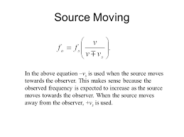 source moving