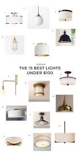 The 15 Best Lights Under 100 Bathroom Pendant Lighting