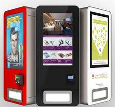 Vending Machine Small Amazing Aeguana Digital Vend Small Packs Carry On Vending
