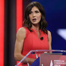 Kristi Noem's Face the Nation interview ...