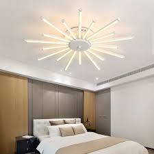 Deckenleuchten Led Lampe Decken Glanz Fernbedienung Dimmen Leuchte