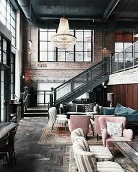 interior industrial design ideas home. 7 Ways Of Transforming Interiors With Industrial Details Interior Design Ideas Home