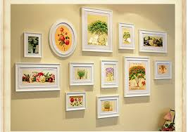 Small Picture Wholesale Hanging Bulk 9 Frames Wall Decor Photo Frame For Wedding