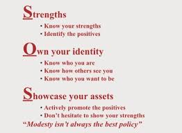 Individual Strengths The Student Affairs Collective Modesty May Not Always Be The Best