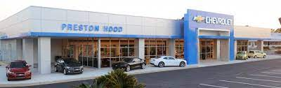 Preston Hood Chevrolet Home Of The Live Market Pricing
