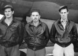 Theodore S. Eaton, 557th Bomb Squadron of the 387th Bomb Group.