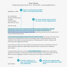 cold contact cover letter exle text version