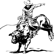 Small Picture Miniature Bucking Bull Coloring Page Coloring Coloring Pages