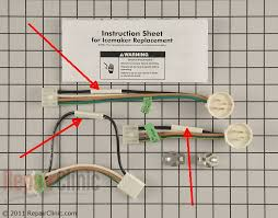 ice maker wiring harness ice maker wiring harness adapter wire kenmore ice maker electrical diagram ice maker wiring harness