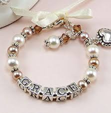 baby bracelets christening gifts baptism gifts personalized gifts baby jewelry baby
