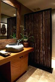 bamboo shower curtain made of hooks bamboo shower curtain friendly brilliant blind x rail