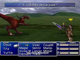 sony playstation 1 graphics. screenshot thumbnail / media file 6 for final fantasy vii [ntsc-u] [ sony playstation 1 graphics