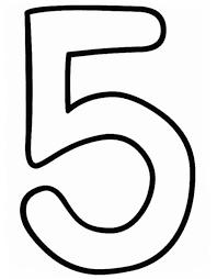Interessante Numeri Da Stampare Colorati Cr82 Pineglen