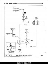 jeep wrangler wiring diagram image 1993 jeep rear defroster wiring diagrams 1993 auto wiring on 1993 jeep wrangler wiring diagram