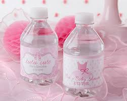 Decorating Water Bottles For Baby Shower Impressive Decoration Tutu Baby Shower Favors Very Attractive 19