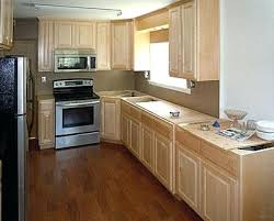 Light Maple Kitchen Cabinets With Countertops paragonit