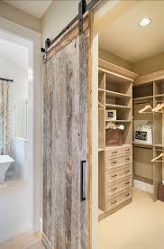 rustic interior barn doors. Rustic Sliding Barn Door For Closet | Home Bunch Interior Doors Z