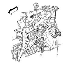 Repair instructions knock sensor replacement 2009 pontiac g5 knock sensor routing