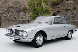 Sold: Alfa Romeo 2600 Sprint Coupe Auctions - Lot 13 - Shannons