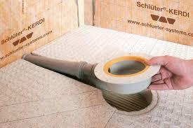 kerdi shower kit 1 4 shower function systems with schlu shower plans 3 kerdi shower kit