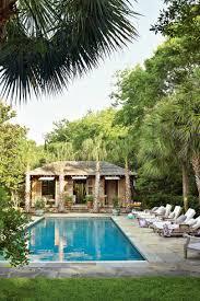Tropical Pool House