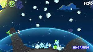 Angry Birds Space - Walkthrough 1-18 3 stars Pig Bang level guide how to  get three star levels - YouTube