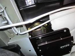 99 buick park ave ultra install log oh yeah the 9th speaker a 3 5 mono midrange high in the center of the dash near the windshield this is the dominant speaker in the stock system