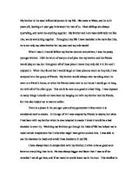 essay about someone who influenced my life my mom has influenced me english language essay uk essays